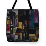Times Square Crossing Tote Bag