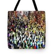 Times Square New Year's Eve Tote Bag