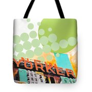 Times Square New Yorker Tote Bag