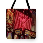 Times Square Night Tote Bag