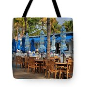 Times Square Of Ft Myers Tote Bag
