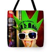 Times Square Trish Tote Bag