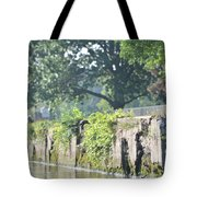 Time's Toll Tote Bag