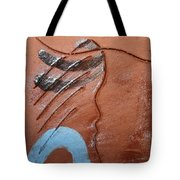 Timid - Tile Tote Bag