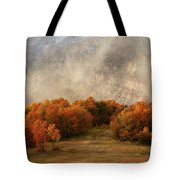 Timpanogos Veiled Tote Bag
