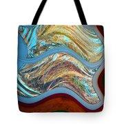 Tin Foil Tote Bag