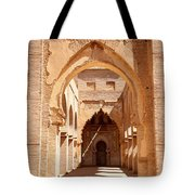 Tin Mal Mosque Tote Bag by Axiom Photographic