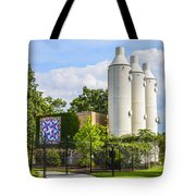 Tin Man With Heart Tote Bag