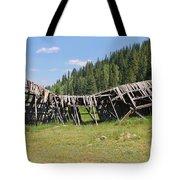 Tincup History 3 Tote Bag