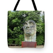 Tindaro Screpolato Sculpture In Boboli Garden 0197 Tote Bag