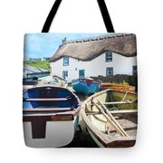 Tinker Taylor Cottage Sennen Cove Cornwall Tote Bag