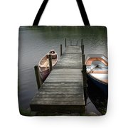 Tinmouth Pond Vermont Tote Bag