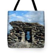 Tintagel Castle 3 Tote Bag