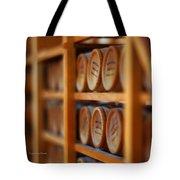 Tiny Barrels Tote Bag