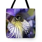 Tiny Bee Tote Bag