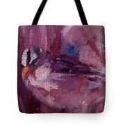 Tiny Bird Study #1 Tote Bag