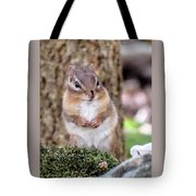 Tiny Hands Tote Bag