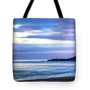 Guiding Light In The Distance Tote Bag