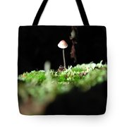 Tiny Mushroom 1 Tote Bag