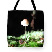 Tiny Mushroom 2 Tote Bag