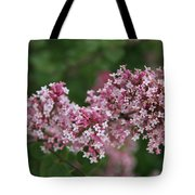 Tiny Pink Flowers Tote Bag
