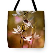 Tiny Spring Blooms Tote Bag