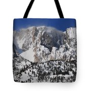 Tioga Pass Winds Tote Bag