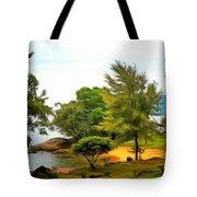 Tioman Island Beach Tote Bag