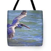 Tip Of The Wing Tote Bag
