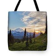 Tipsoo Field Of Summer Tote Bag