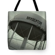 Tipsy Water Tower Tote Bag