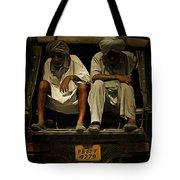Tired Life  Tote Bag