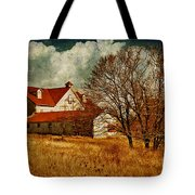 Tired Tote Bag by Lois Bryan