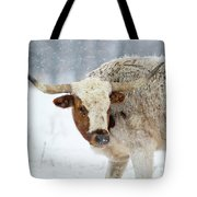 Tired Of Snow Tote Bag