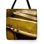 Tired Tubs Tote Bag