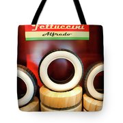 Tires New White Wall 50's  Tote Bag