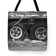 Tires Tote Bag