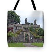 Tissington Hall Tote Bag