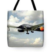 Titan Airways Boeing 757 Tote Bag