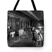 Titanic: Parisian Cafe, 1912 Tote Bag