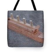Titanic- The Beauty Tote Bag