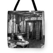 Titanic: Turkish Bath, 1912 Tote Bag