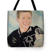 Titans Number 12 Tote Bag