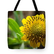 Tithonia Diversifolia Tote Bag