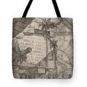 Title Plate Tote Bag