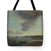 Title The Thames Below Woolwich Tote Bag