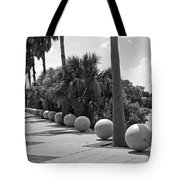Titusville On The Indian River Lagoon In Florida Tote Bag