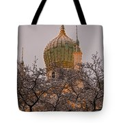 Tivolis Nimb Brasserie Lights The Sky Tote Bag