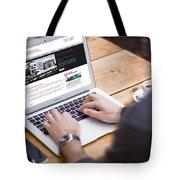 Tkt Cast Cms Website Design Tote Bag