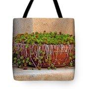 Tlaquepaque Potted Greens Tote Bag